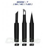 Набор жал 900M-T (SK / 4C / 1.2D)  3 шт.