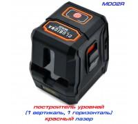 MD02R лазерный уровень (красный лазер) 1H+1V
