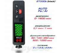ET330 black-black толщиномер краски, Fe/NFe, до 1500 мкм