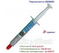 GD900 термопаста  (3 грамм): теплопроводность: более 4,8 Вт/мК