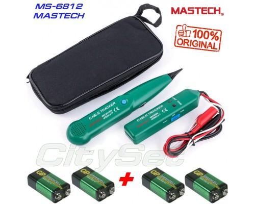 MS6812 Mastech, кабельный тестер