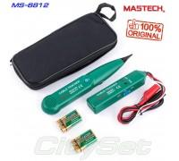 MastechMS6812 (оригинал), кабельный тестер, трассоискатель