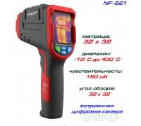 NF-521 тепловизор Noyafa, начального уровня для энергоаудита, до 400 °С