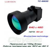 TC690G тепловизионный модуль ULIRvision  IR-core, 640x480, shutterless