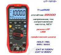 UT161E, профессиональный мультиметр