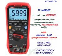 UT61D+, профессиональный мультиметр