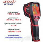 Wintact WT3160 тепловизор для энергоаудита, 160x120, до 450 °С