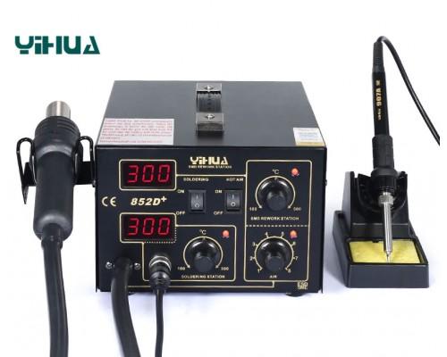 YIHUA-852D+ ремонтная станция с компрессором