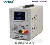 YIHUA-305DA блок питания регулируемый, 1 канал: 0-30 В, 0-5 А