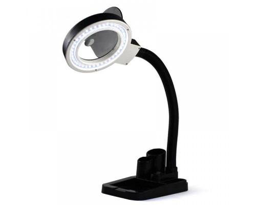 YIHUA-708 лампа-лупа с LED-подсветкой