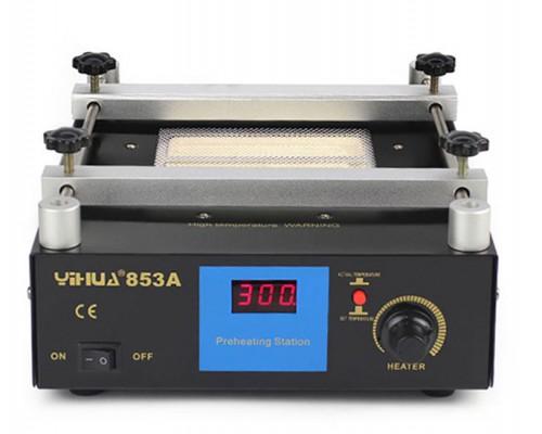 YIHUA-853A - преднагреватель плат,  от50°С до350°C, мощность: 600 Вт