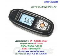 YNB220B толщиномер краски, Fe/NFe, до 1500 мкм