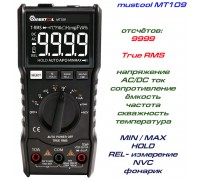 MUSTOOL MT109  мультиметр TrueRMS