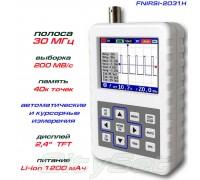 FNIRSI-2031H портативный осциллограф, 30 МГц, 200 МВ/с