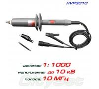 HVP3010 пробник высоковольтный, деление 1:1000, до 10 кВ, BNC