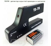 TS75 детектор проводки и металла