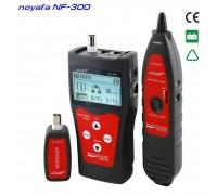 Noyafa NF300 многофункциональный кабельный тестер, трассоискатель
