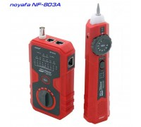 Noyafa NF-803A кабельный тестер, трассоискатель