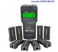 Noyafa NF8108M многофункциональный кабельный тестер, трассоискатель