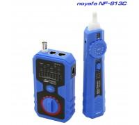 Noyafa NF-813C кабельный тестер, трассоискатель