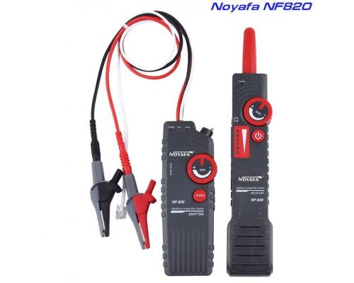 Noyafa NF820 кабельный тестер, трассоискатель