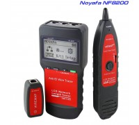 NF8200 Noyafa многофункциональный кабельный тестер, трассоискатель