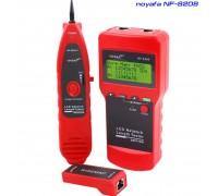 Noyafa NF8208  кабельный тестер, трассоискатель, искатель скрытой проводки