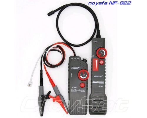 Noyafa NF822 кабельный тестер, трассоискатель