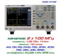 XDG3102 генератор OWON, 2 x 100 МГц