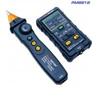 PM6816 кабельный тестер, трассоискатель