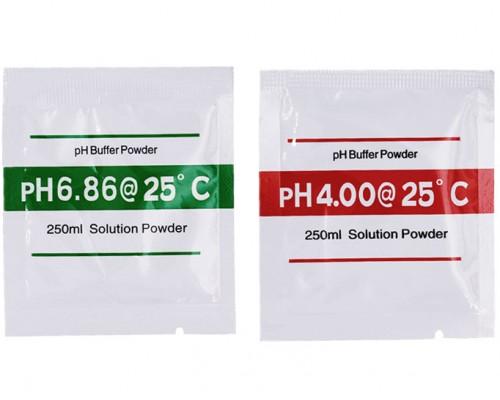 Набор для калибровки pH-метров  pH-4.00, pH-6.86