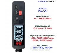 ET330 black толщиномер краски, Fe/NFe, до 1500 мкм