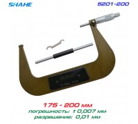 SHAHE 5201-200 микрометр 175-200мм