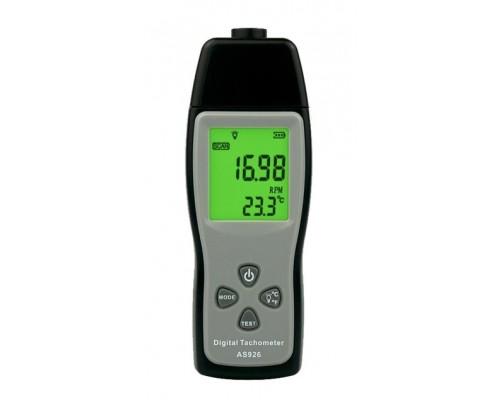 AS926 тахометр, до 99999 rpm