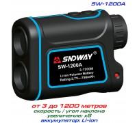 SNDWAY SW-1200A лазерный дальномер до 1200 метров