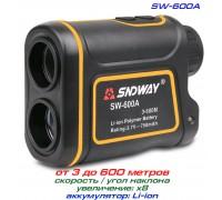 SNDWAY SW-600A лазерный дальномер до 600 метров