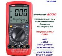 UNI-T UT58B, мультиметр
