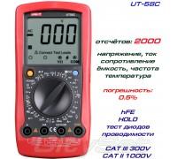 UNI-T UT58C, мультиметр