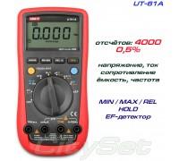 UNI-T, UT61A, профессиональный мультиметр