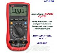 UT61B, профессиональный мультиметр