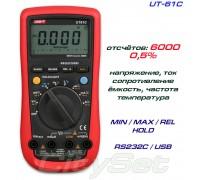 UT61C, профессиональный мультиметр