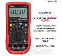 UT61D, профессиональный мультиметр