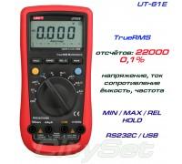 UT61E, профессиональный мультиметр