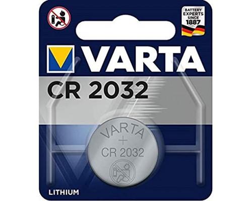 VARTA CR2032, батарейка 3В