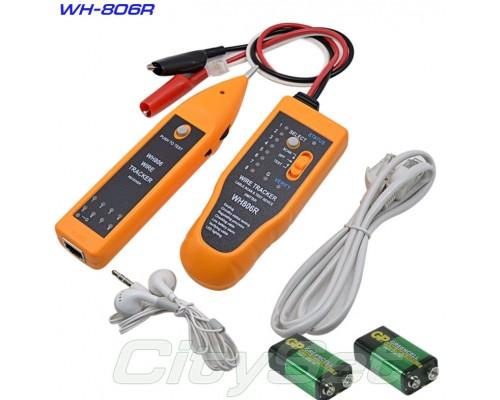 WH806R кабельный тестер, трассоискатель