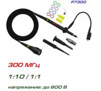 P7300 пробник для осциллографа, 300 МГц