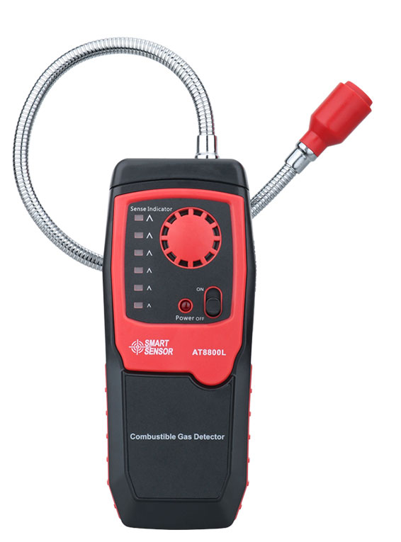 AT8800Lдетектор утечки горючих газов, Smart Sensor: внешний вид