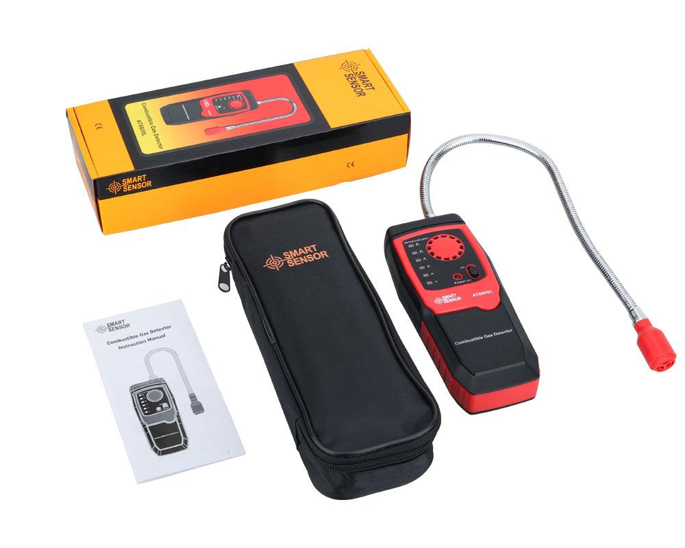 AT8800L детектор горючих газов, Smart Sensor: стандартная поставка