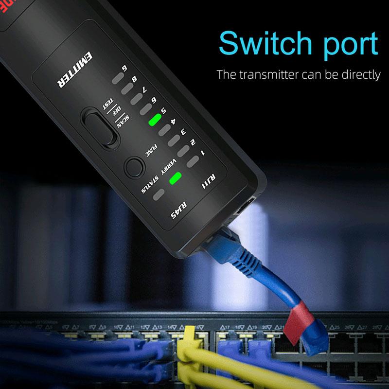 кабельный тестер FWT8X