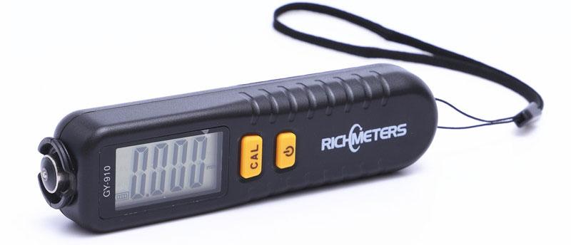 GY910 Richmeters толщиномер автомобильный, тестер краски